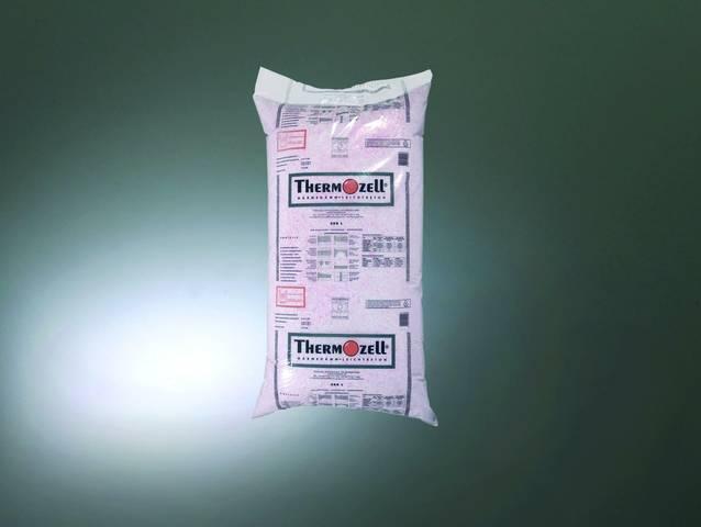 Thermozell Leichtbeton Sackware