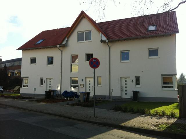 Zement-Anhydritestrich Friedrichsfeld